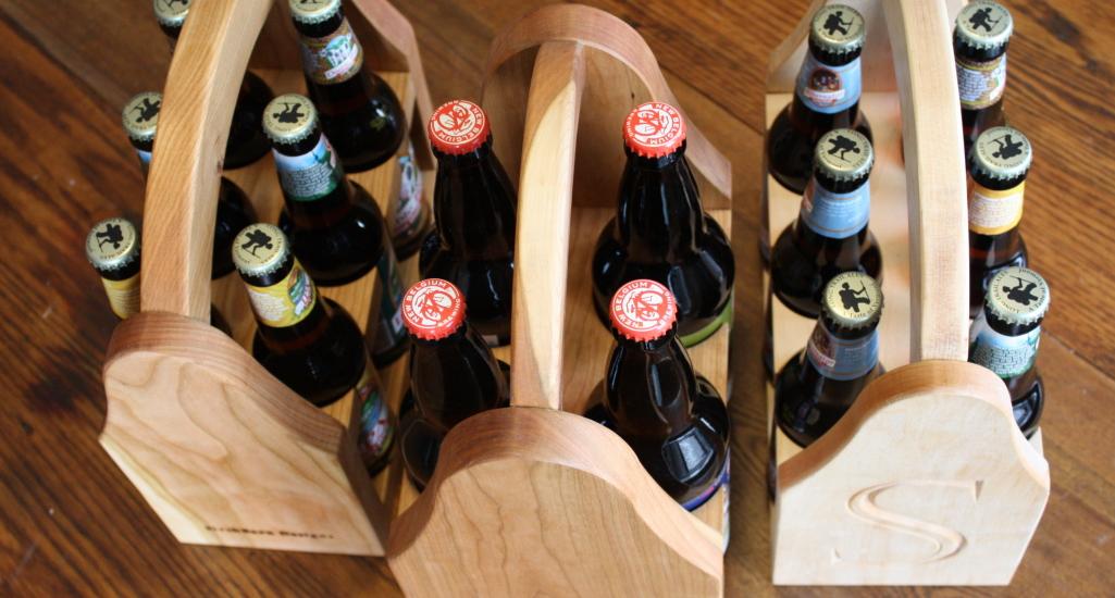 6 Bottle Beer Caddy