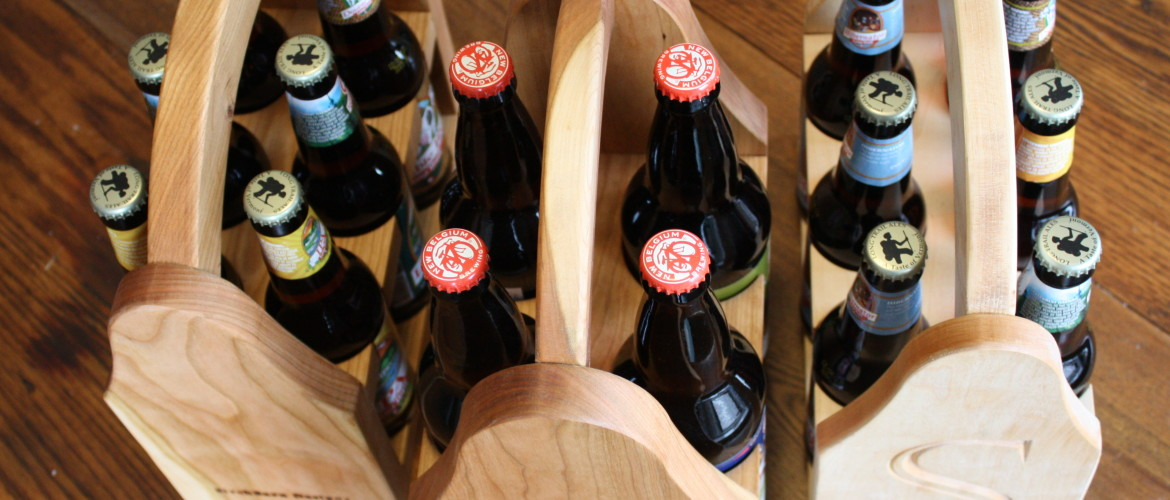 6 Bottle Beer Caddy