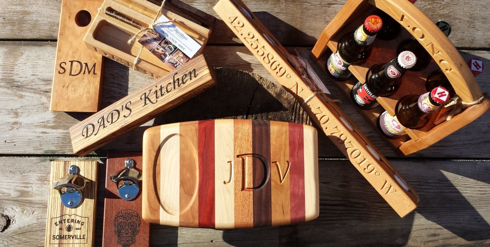 A variety of great gift ideas for all your family and friends!