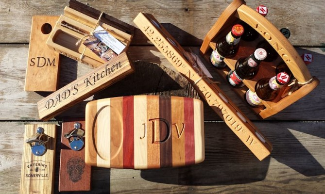 Dozens of personalized gift options!