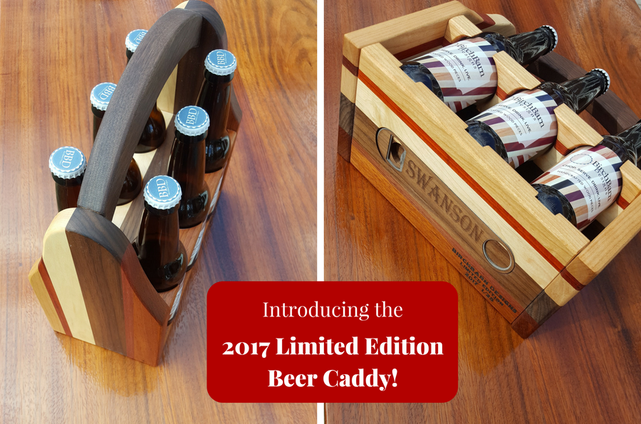 Limited Edition Beer Caddy