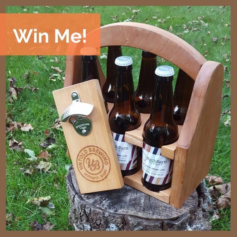 Wanna win some awesome beer gear? Swing by buttonwoodbooksandtoys thishellip